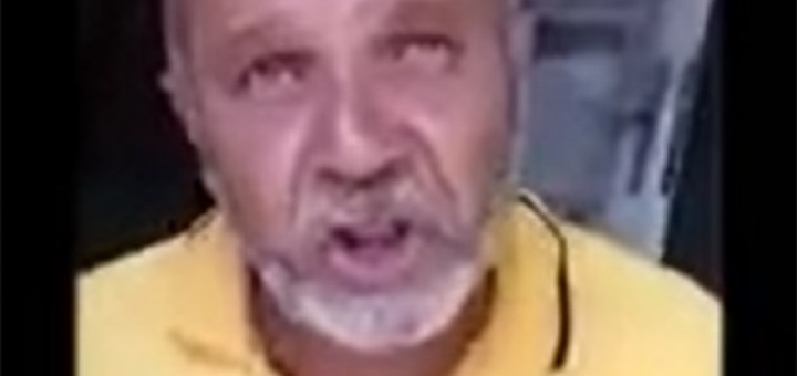 Video Lula e militantes que quer dividir sua pena