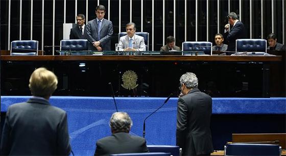 Cássio assume Senado 12abr2018