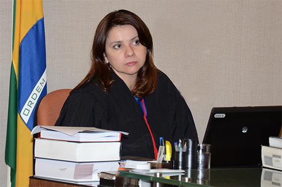 Juíza Maria Aparecida Sarmento Gadelha