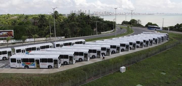 Frota de ônibus de João Pessoa
