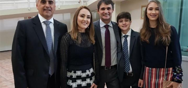 Lucélio, Romero e Micheline