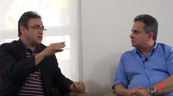 Rangel Júnior e Flávio Romero