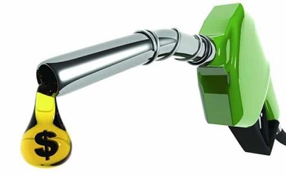 Combustíveis alta de preço