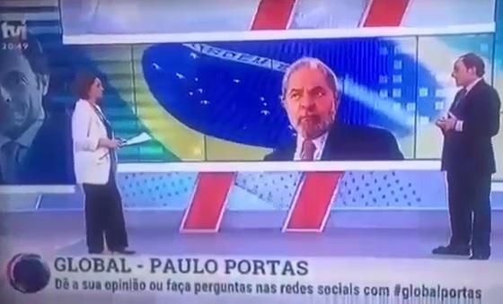 Video TV Portuguesa sobre HC de Lula